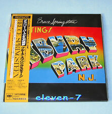 - Bruce Springsteen Greetings from Asbury Park, N.J. JAPAN MINI LP CD BRAND NEW SS