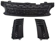 2006 2007 2008 2009 Range Rover L322 SVA Grille and Air Side Vents Black CA