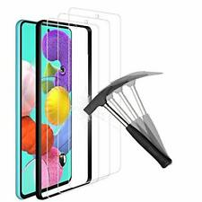 More details for anewsir 3-pack compatible with samsung galaxy a51 4g/5g screen protector,easy to