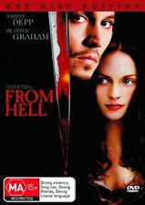 From Hell (DVD, 2005)