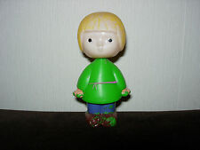 Vintage USSR Russian children's plastic boy toy