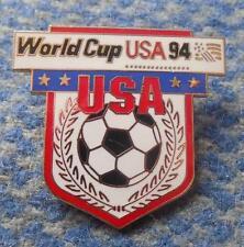 TEAM USA WORLD CUP SOCCER FOOTBALL FUSSBALL USA 1994 PIN BADGE