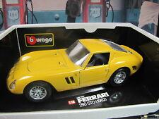 Ferrari 250 GTO 1:18 # Bburago # OVP # 24-02