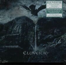 ELUVEITIE - Ategnatos - CD Album *NEW & SEALED* *Limited Edition Digibook*