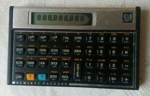 Vintage hp 11 C, Hewlett-Packard, Calculator - Taschenrechner