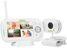 "Uniden 4.3"" Digital Wireless Smart Baby Monitor 1 Camera BW3101R"