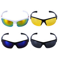 Super Lightweight Sports Sunglasses Windproof Men Women Driving Cycling Golf HQ