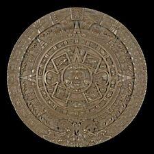 Wandrelief - Der Azteken Kalender - Antik Maya Wand Deko Relief