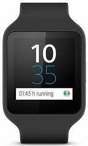 Sony SWR50 SmartWatch 3 Transflective Display Watch