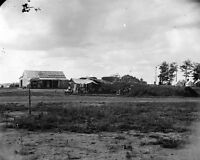 New 8x10 Civil War Photo: Confederate Camp at 2nd Bull Run - Manassas