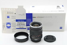 Carl Zeiss  Distagon T* 35mm f/2 ZF MF Lens For Nikon Free Shipping #761