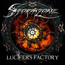 Stormzone Lucifer's Factory ( CD) 2018