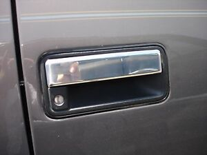 1992-1999 Chevrolet Tahoe Stainless Steel Chrome Door Handle Cover