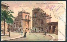 Palermo Città Paoletti cartolina MV6210