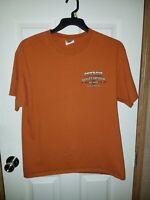 Harley Davidson Sturgis South Dakota T Shirt Size Large