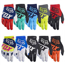 Men's Motorcycle Glove Offroad Full Finger Gloves MTB Fox Cycling Bicycle Bike