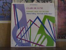 CLAIR DE LUNE, MILDRED DILLING SEALED URANIA LP US 5138