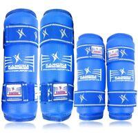 Taekwondo Training Protectors Arm Guard Karate Legs Forearm Shin Gear Two Colors