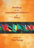 Readings in the International Relations of Africa (Hardback book, 2016)