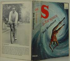 Ray Bradbury / S is for Space First Edition 1966 #1409026