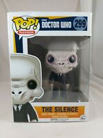 Television Funko Pop - The Silence - Doctor Who - No. 299