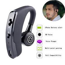 Wireless Bluetooth Earphone Headset Stereo Headphones for Samsung Galaxy Xiaomi