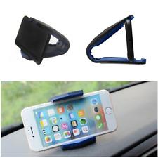 Car GPS Cell Phone Dashboard Anti-Slip Mat Phone Holder Mount Bracket Clip Blue