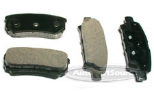 Disc Brake Pad Set-Ceramic Pads Rear Tru Star CBP1037