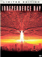 Independence Day (DVD, 2004, Limited Edition) DVD Disc Only V1