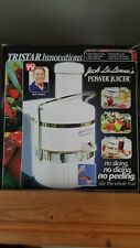 Jack Lalanne's Power Juicer by Tristar Innovations