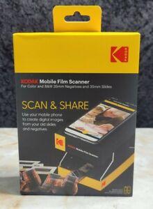 NEW Kodak Mobile Film Scanner Scan & Share For 35mm Negatives & 35mm Slides