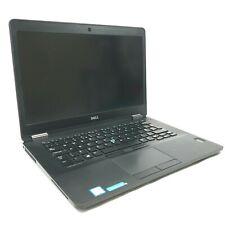 """Dell Latitude E7470 14"""" Laptop Core i5-6300U @ 2.40GHz 8GB DDR4 256GB SSD"""
