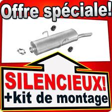 Silencieux Arriere PEUGEOT 306 1.9 D  BERLINE BREAK 94-02 échappement UXB
