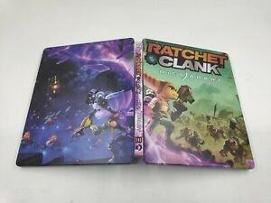 Ratchet and Clank Rift Apart custom Steelbook [NO GAME INCL] PS4 PS5 Xbox
