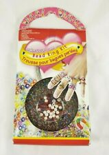 Bead Ring Kit. Make you own bead ring craft kit for kids party's new in box
