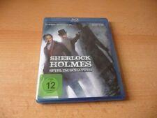 Blu Ray Sherlock Holmes - Spiel im Schatten - 2011/2012 - Robert Downey Jr.