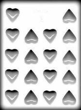 Valentine Heart Hard Candy Mold from LorAnn #5587 - NEW
