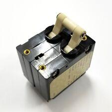 480V 2-Pole Airpax 219-2-1-65-8-7-2 Circuit Breaker 2.5 Trip 2A