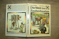Buch: Entwicklungsgeschichte Kino, Kinotechnik, Kinematografie, Laterna Magica,