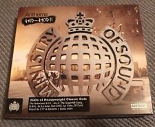 MINISTRY OF SOUND ANTHEMS HIP HOP 2 New Sealed 3cd Set