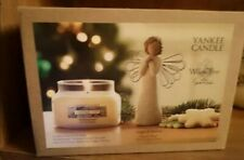 Rare Yankee Candle / Willow Tree Collectors Set