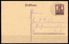 Saar Nr. P 2 I Brief (1686004712)