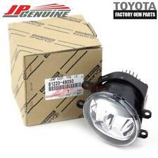 GENUINE TOYOTA LEXUS OEM (LH) BUMPER LED FOG LIGHT LAMP 81220-48051 81220-48050