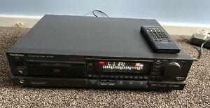 Technics SL-P555 High End CD Player With Remote For Repair