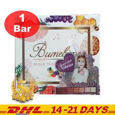Thai Authentic BumeBime Body Skin Very Fast Double White Soap Perfect White base