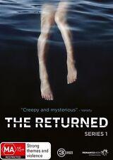 The Returned: Series Season 1 (DVD, 2016, 3-Disc Set), NEW SEALED REGION 4