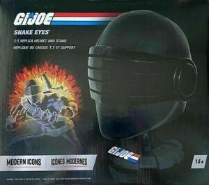 G.I. Joe Modern Icons Snake Eyes Premium Replica Helmet