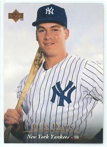 1995 Upper Deck Baseball New York Yankees Team Set