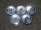 Genuine 1965 to 1967 Volvo 140 142 164 dog dish hubcaps