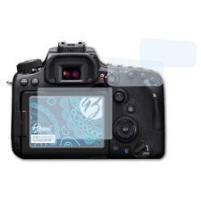 Bruni 2x Schermfolie voor Canon EOS 90D Screen Protector Displaybeveiliging